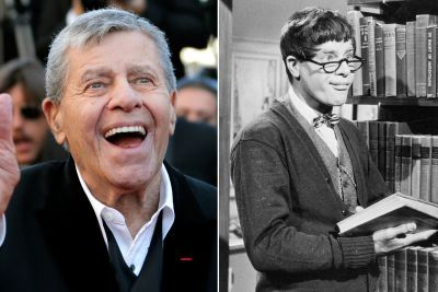 Legendary comedian Jerry Lewis dead at 91