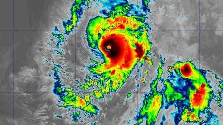 'Extremely dangerous': Hurricane Willa bears down on Mexico as it nears category 5