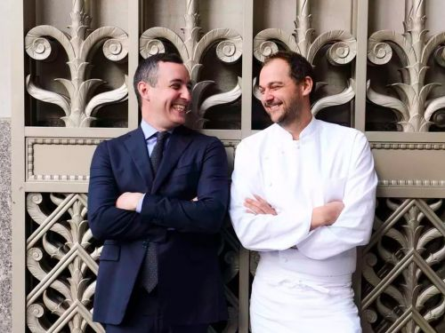 The Eleven Madison Park Team Will Open a London Restaurant This Summer