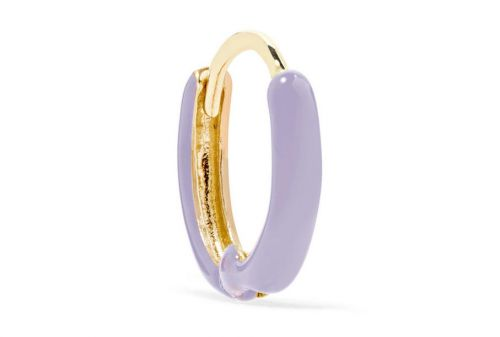 Tyler Wants a Whole Rainbow's Worth of These Hoop Earrings