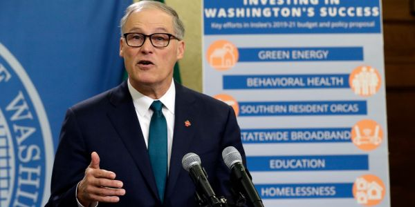 Jay Inslee is running for president in 2020. Here's everything we know about the candidate and how he stacks up against the competition