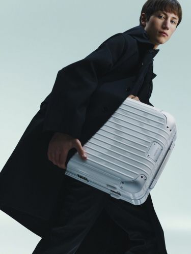 Felix is on the Move for RIMOWA Spring Campaign