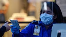More Than 1,000 TSA Employees Test Positive For COVID-19