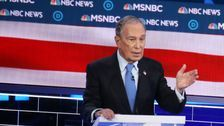 Mike Bloomberg Gets A Rude Awakening In Las Vegas Debate