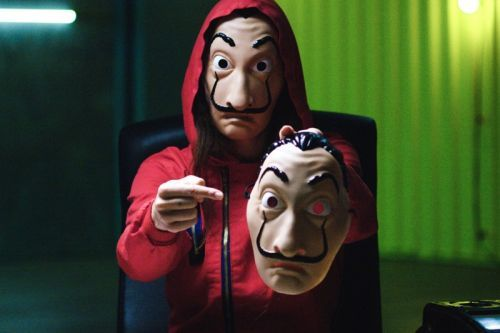 Join the Professor and Pull off a Heist in 'Money Heist: The Experience'