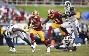 Thompson is not-so-secret weapon for Redskins' offense
