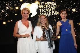 Marketing Greece honored at 25th World Travel Awards 2018