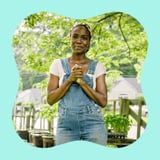 """Magnolia Network Star Jamila Norman Shares Her Top Tip For Gardening: """"Do Not Skimp Out on Soil"""""""