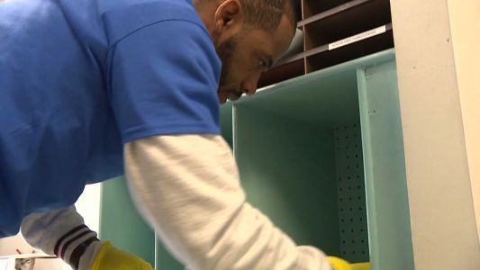 Volunteers spend MLK holiday giving back to community
