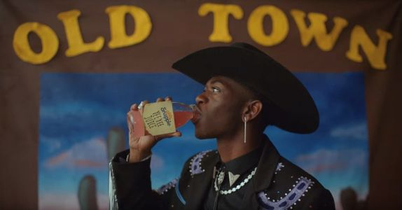 Lil Nas X goes full yeehaw in the new, star-studded 'Old Town Road' video