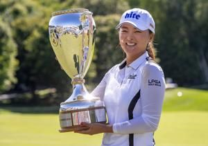 Jin Young Ko wins CP Women's Open by 5 shots