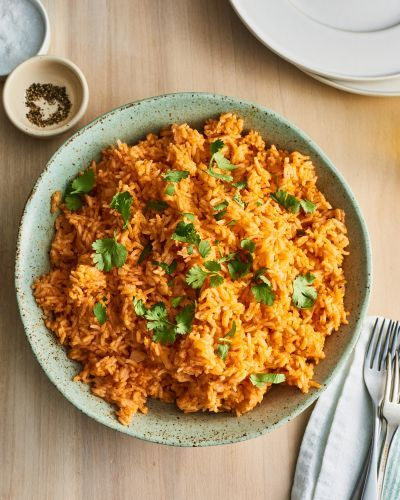 Instant Pot Mexican Rice Cooks In 15 Minutes