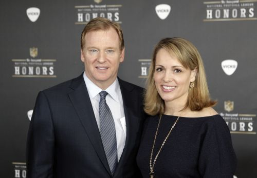 Roger Goodell's wife used fake Twitter account to defend her husband