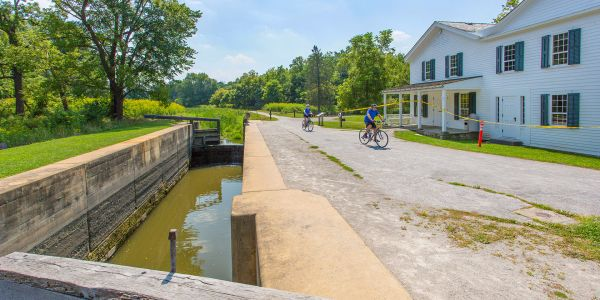 Go the Distance on the Ohio and Erie Canalway by Bike