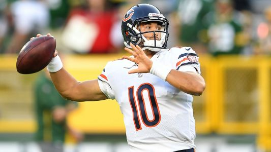 Fantasy Injury Updates: Is Mitchell Trubisky playing on Thanksgiving?