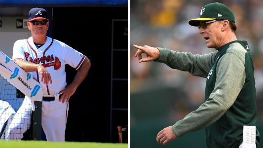 Bob Melvin, Brian Snitker win manager of the year awards