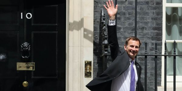 Jeremy Hunt named new Foreign Secretary after Boris Johnson resigns over Brexit plans