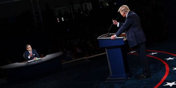 The first presidential debate was an embarrassment for the US and international news outlets came down on it harshly