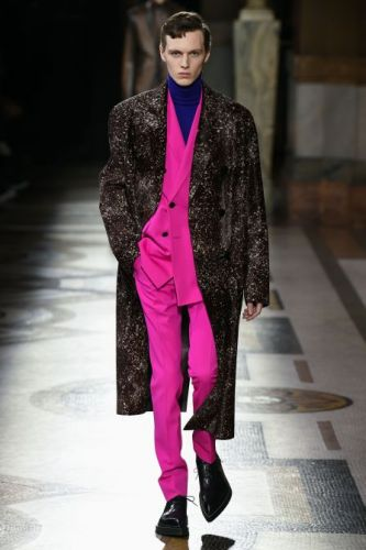Everyone Will Be Inspired By These Men's Fall Fashion Trends, Hot Off the Runways