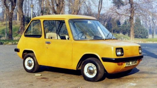 Electric Cars Were The Future in 1973, But The Enfield 8000 Was Too Little Too Soon