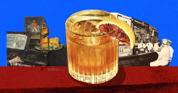The History of The Old Fashioned Cocktail