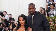Kim Kardashian-West and Kanye West Name Their New Baby Psalm West