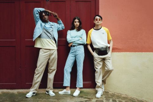 Lacoste L!VE Drops a Soft Focus SS19 Lookbook