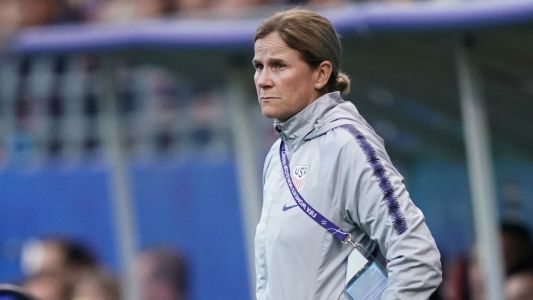 Women's World Cup 2019: Coach Jill Ellis shrugs off USWNT goal celebration criticism