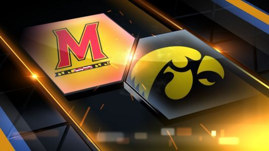 Iowa takes down Maryland in top-15 showdown