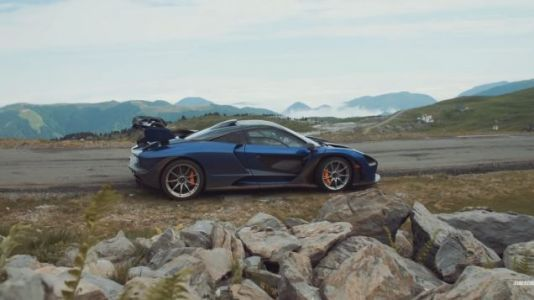 The McLaren Senna Is Perfect For Long Haul Road Trips