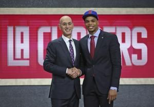 Hornets land Miles Bridges, Devonte Graham in NBA draft
