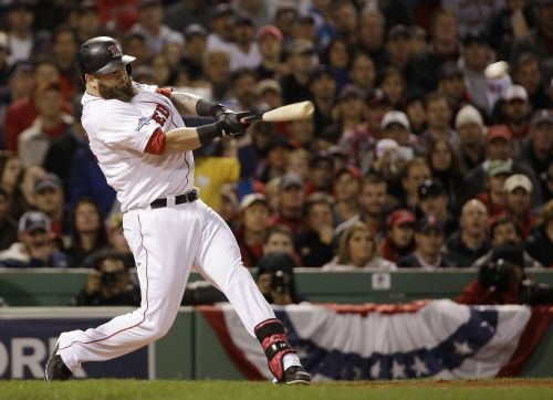 Former Red Sox World Series champion retires