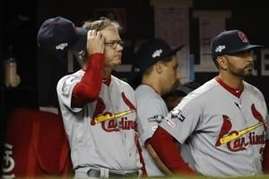Down 3-0 in NLCS, slumping Cardinals make lineup changes