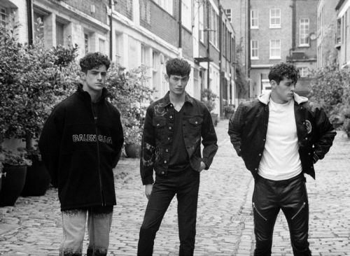 Cyrus, Ricardo & Qiang Pack a Youthful Punch for SID Magazine