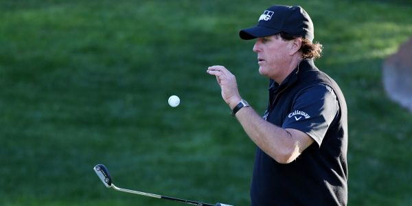 Phil Mickelson takes down Tiger Woods to win $9 million after 22 holes and plenty of missed opportunities