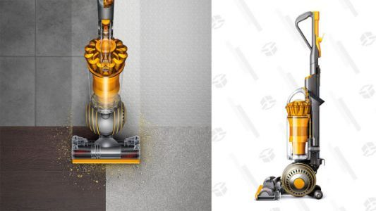 Suck Up the Savings with a Discounted Dyson Ball Vacuum Cleaner, Only $180 Today