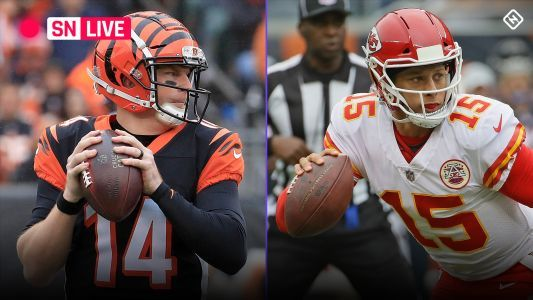 Bengals vs. Chiefs: Score, live updates, highlights from Sunday night game