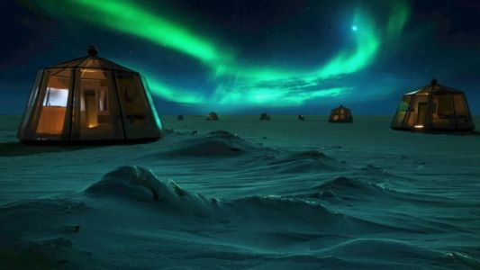Luxury North Pole Hotel to Open for One Month Only