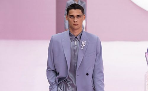 Menswear SS20 tailoring trends