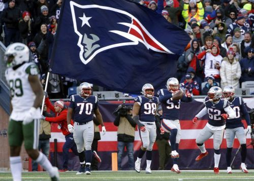 Patriots primed for rematch with Chiefs in AFC title game