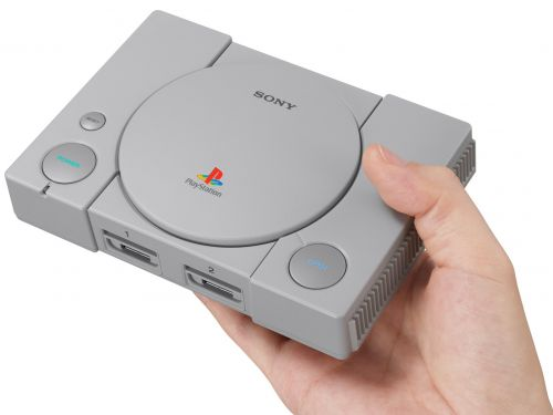 A $100, mini version of the original PlayStation is on the way with 20 games packed in -here are the games included