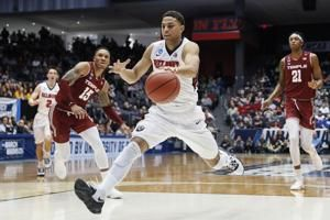 Belmont beats Temple 81-70 for first NCAA Tournament win