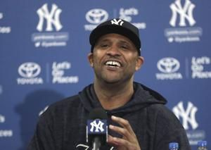 Sabathia looking to end career with 2019 victory parade