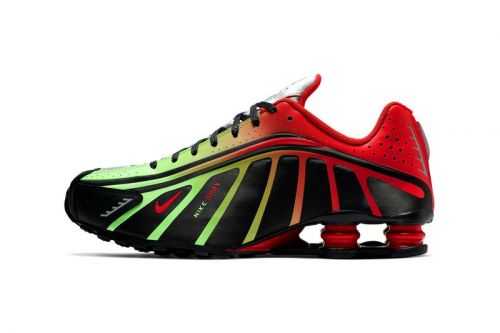 Neymar Jr. x Nike Shox R4 Gets Official Look & Release Date