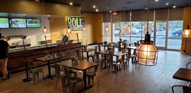 Roll On In and Buzzed Bull Creamery Open Another Co-Branded Unit in Maineville, Ohio