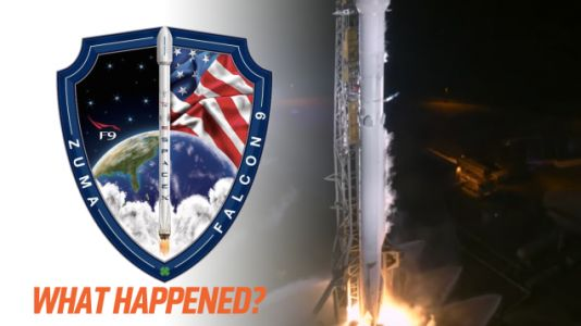 Something Went Wrong With SpaceX's Billion-Dollar Spy Satellite Launch And No One Wants To Take The Blame
