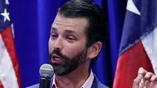 Donald Trump Jr. Shares Bonkers Meme Of His Dad And It Could Terrify The President