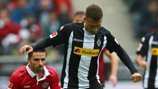 U.S. international Johnson scores first goal of season in Monchengladbach defeat