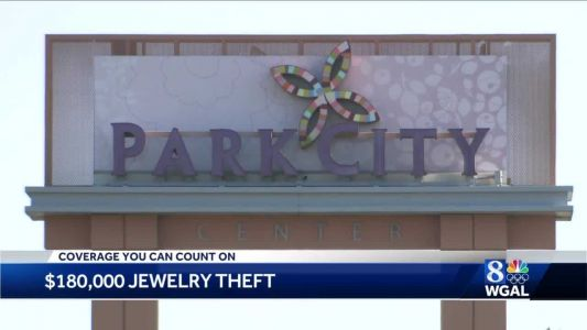 Man in custody in $180K jewelry heist at Park City Center; police seek two others