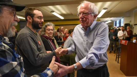 Bernie Sanders Criticizes Democrats And Republicans In 'Where We Go From Here'